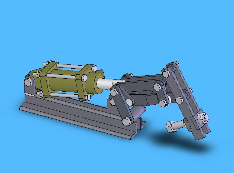 Solidworks Section View Adding Foreshortened Diameter